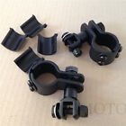 """1 1/4"""" Engine Guard Footpeg Clamps Mounting Kit Fit For Harly Davidson Bla"""