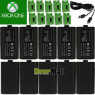(10 Band) For XBox One Charge and Play Kit Rechargeable Battery & Charging Cable