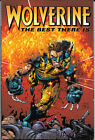 2002 Wolverine The Best There #1 NM TPB 1ST Print Marvel Comics FREE BAG/BOARD
