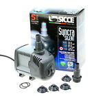 "SICCE SYNCRA ""SILENT"" PUMP MODEL0.5 1.5 HEAD 185gph 358gph- AQUARIUM FISH TANK"
