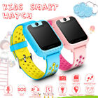 Kids Child Waterproof GPS Tracker Smart Watch Anti-lost SOS Call For Android/iOS