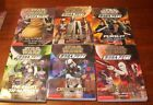 Complete Set Star Wars Boba Fett 1-6 Clone Wars Books Hand & Bisson L2 Lot VGC