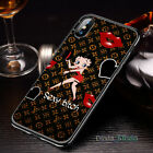 New 22!!BETTY BOOP LV21 Lips Cover iPhone, XR XS XS MAX & Samsung Galaxy Case $19.99 USD on eBay