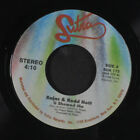 RAJAC & REDD HOT: U Showed Me / Some Like It Hot 45 Hear! (slight warp that pla