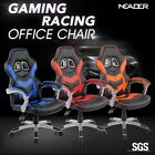 PU High Back Gaming Racing Chair Executive Computer Office Sport Race Seat