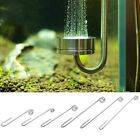Aquarium Fish Tank Aquatic Water Plant CO2 System Stainless Steel CO2 Diffuser S