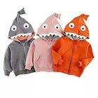US Toddler Kids Baby Boy Girl Clothes Cartoon Hoodie Sweatshirt Coat Tops Jacket
