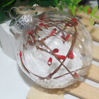 Christmas Tree Drop Ornaments Xmas Pendant Hanging Ball Christmas DecorationsS*