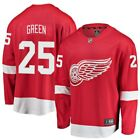 Fanatics Branded Mike Green Detroit Red Wings Youth Red Breakaway Player Jersey