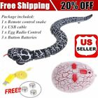 Infrared RC Remote Control Sttlesnake Snake Fun Joke Mischief Toy Tricky Gift SP