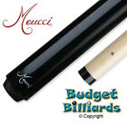 Meucci Black Pool Cue w/ Black Dot shaft & Case  - In Stock for immediate ship $355.65 CAD on eBay
