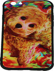 Dog Design On Mirror cellphone case with protection for iPhone & Samsung