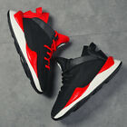 Fashion Autumn Running Shoes For Boys Mesh Lace Up Children Sports Sneaker