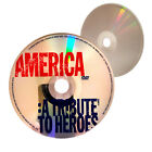 (Nearly New) America A Tribute To Heroes 2001 Warner Bros DVD - XclusiveDealz