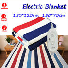 Winter Cover Warm Winter Electric Heated Blanket Heater Controller Flannel image