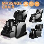 HOMASA Electric Massage Chair Zero Gravity Christmas Gift Shiatsu Recliner AU