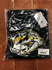 Nashville Predators Men's Big & Tall S/S Distress Tee - Navy Blue NHL $19.99 USD on eBay