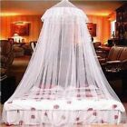 Hanging Kid Baby Bedding Dome Bed Canopy Cotton Mosquito Net Bedcover Curtain PN image