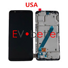 NY For OnePlus 5T A5010 LCD Display Touch Screen Digitizer Replacement ± Frame
