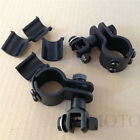 "1 1/4"" Engine Guard Footpeg Clamps Mounting Kit Fit For Harly Davidson Bla"