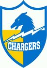 Los Angeles Chargers #11 NFL Team Logo Vinyl Sticker Car Window Wall Cornhole $13.86 USD on eBay