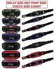 Weight Lifting Belt-High Performance Neoprene Back Support Double Belt for Gym