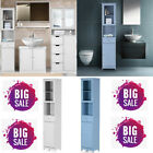 iKayaa Modern Tower Tall Storage Cabinet with Doors & Drawer Home Furniture P0F6