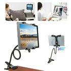 Universal 360° Flexible Arm Lazy Desktop Bed Car Holder Mount Stand for Tablet