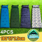 Outdoor Bed Camping Mat Self Inflatable Inflating Air Mattress Sleeping Pad USA