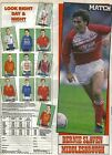 Match Football Magazine Single Player Pictures Middlesbrough - Various