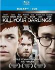Kill Your Darlings (Blu-ray/DVD, 2014, 2-Disc Set) Brand New Factory Sealed