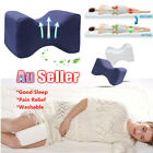 Knee Pillow Legs Pillow Support Between For Sleeping Cushion Side Sleepers Rest