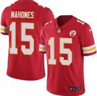 Patrick Mahomes #15 Kansas City Chiefs Football stitched Jersey Limited Offer on eBay