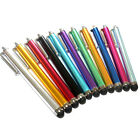 10x Universal Metal Touch Screen Pen Stylus For iPhone iPad Tablet PhoneCO