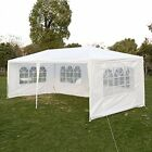 New Garden Heavy Duty Gazebo Marquee Party Tent Wedding Canopy 3 Sizes