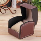 1P Upscale Classic Leather Watch Box Jewelry Gift Storage Case Display Holder E3