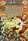 Forever People (1st Series) #10 1972 VG/FN 5.0 Stock Image Low Grade