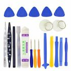 2X(20 in 1 Handy Reparatur Werkzeug Kit Schraubendreher Set fuer iPhone iPad KB