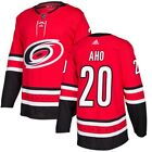 Carolina Hurricanes #20 Sebastian Aho NHL Mens Hockey Jersey Home/Away/Alt $52.5 USD on eBay