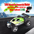 Wltoys A959-B Upgraded 540 Brush Motor High Speed 70km/h 1:18 4WD 2.4G RC Car