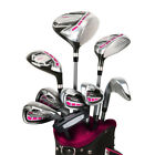 NEW Lady PowerBilt Pro Power Complete Golf Set 2020 - Choose Length