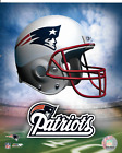 "NEW ENGLAND PATROTS 8"" X 10"" LOGO PHOTO OFFICALLY LICENSED BY THE NFL"