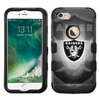 for Apple iPhone 8 / 7 Team Hard+Rubber Rugged Hybird Impact Armor Case Cover $19.95 USD on eBay
