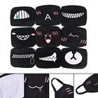 1pcs Cool Outdoor Anti-Dust Cotton Mouth Face Mask Black Warm Fashion Cycling We