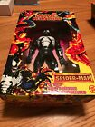 "Marvrl Universe 10"" Tall Spider Man In Black Costume"