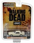Walikng Dead 1967 Ford Mustang Coupe Hollywood GREENLIGHT DIECAST 1:64
