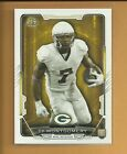 Ty Montgomery RC 2015 Bowman Rookie Card # 51 Green BayPackers Football
