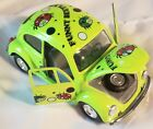 Volkswagon Funny Beetles lime green Diecast Car  Bug SS5702