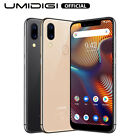 "Umidigi A3 Pro Global Unlocked 5.7"" 4g Smartphone Quad Core Dual Sim 3gb+32gb"