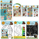 The Gruffalo - Sticker Packs - Novelty Child Birthday Kids Gift Xmas Activity